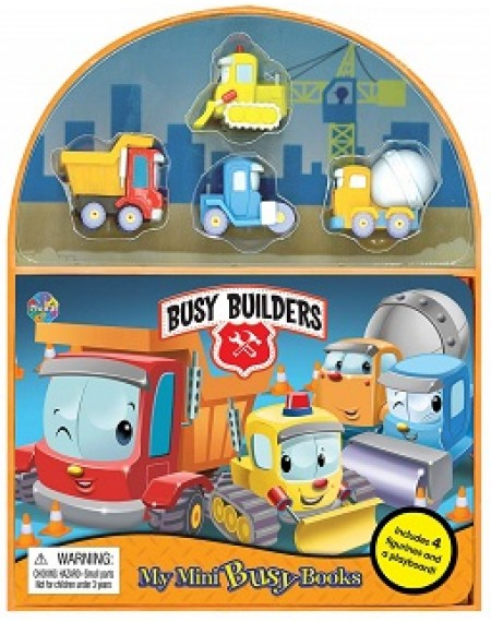 Mini Busy Book : Busy Builders