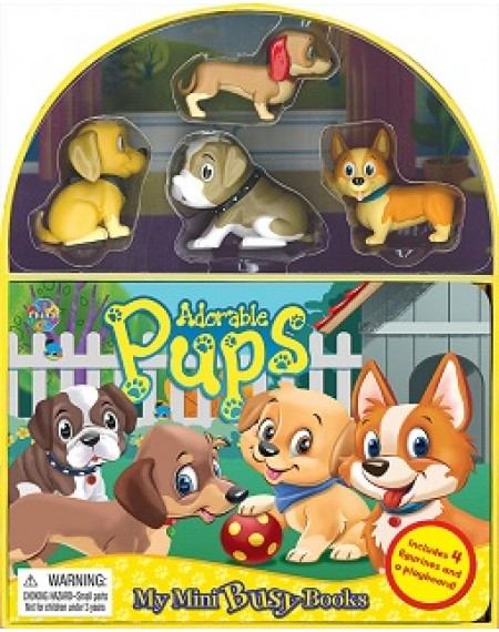 Mini Busy Book : Puppies