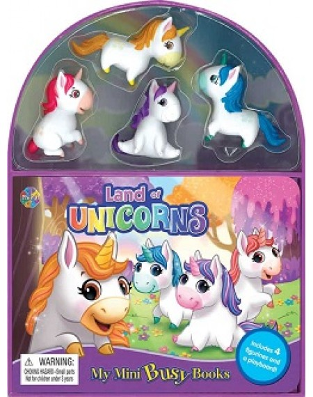 Mini Busy Book : Unicorns