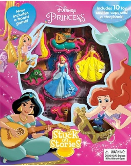 Stuck On Stories : Disney Princess Beginnings