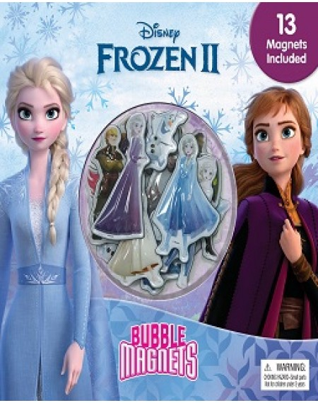 Bubble Magnet : Disney Frozen 2
