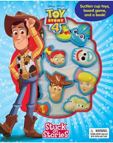 Stuck On Stories : Disney Toy Story 4