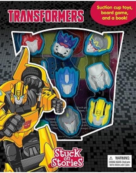 Stuck On Stories : Transformers