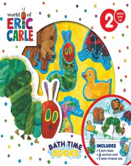 Bathtime Book : Eric Carle