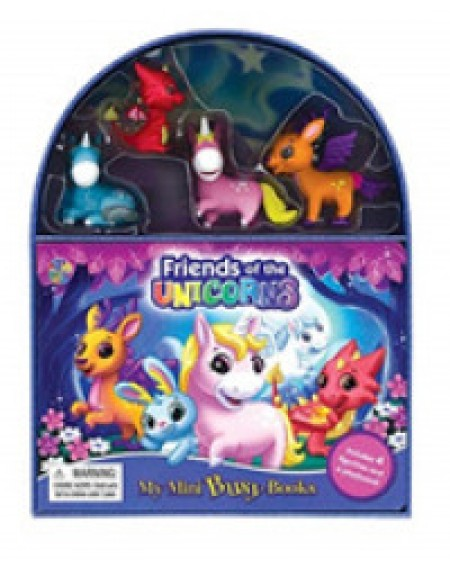 My Mini Busy Books: Friends of the Unicorns