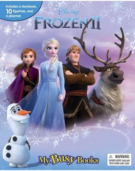 My Busy Book : Disney Frozen 2