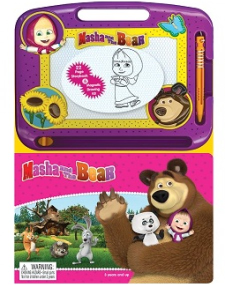 Learning Series : Masha & The Bear