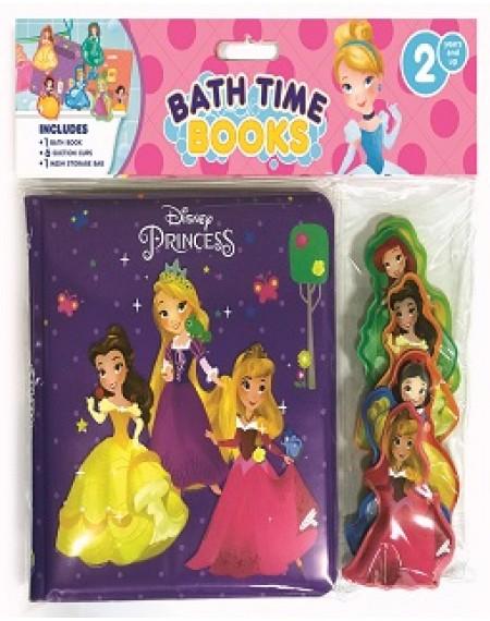 Bath Time Books: Disney Princess