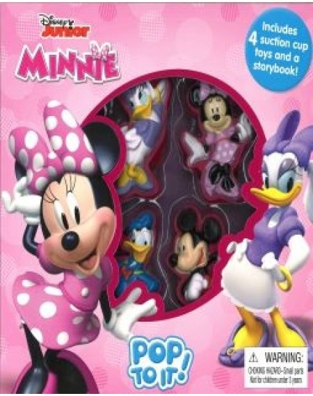 Pop To It Disney Minnie