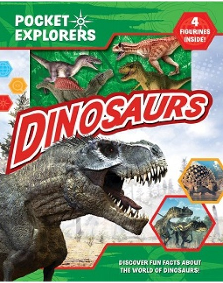 Pocket Explorers : Dinosaurs
