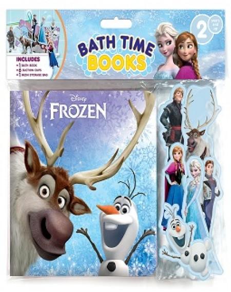 Bath Time Books: Disney Frozen