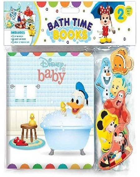 Bath Time Books : Disney Babies (Poly Bag Edition)