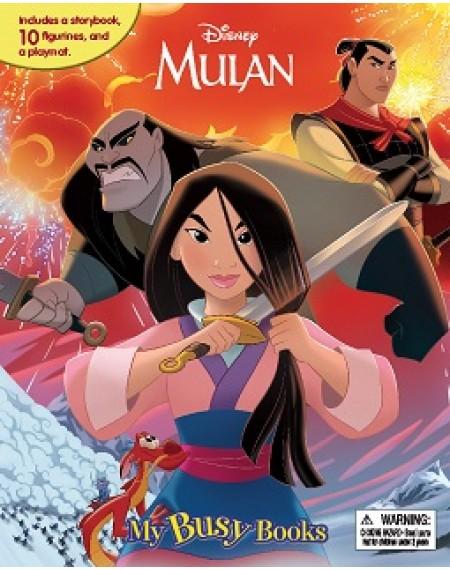 My Busy Book : Disney Mulan