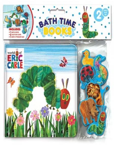 Bath Time Books:The World of Eric Carle