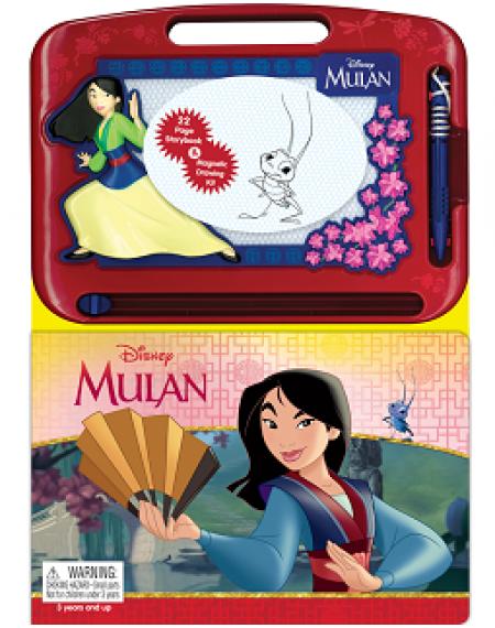 Learning Series : Disney Mulan