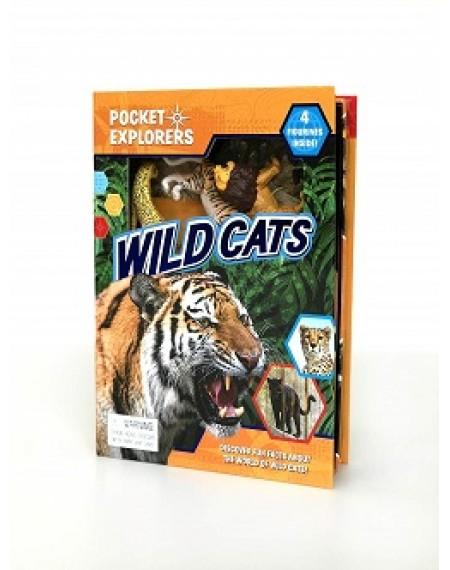 Pocket Explorers : Wild Cats