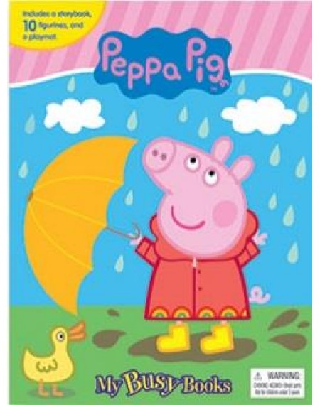 My Busy Book: Peppa Pig