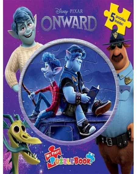 My First Puzzle Book : Disney Onward