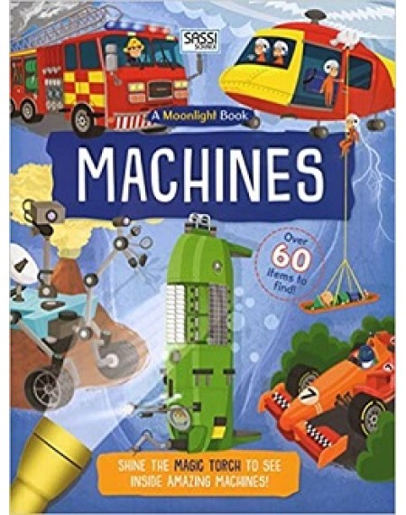 A Moonlight Book : Machines
