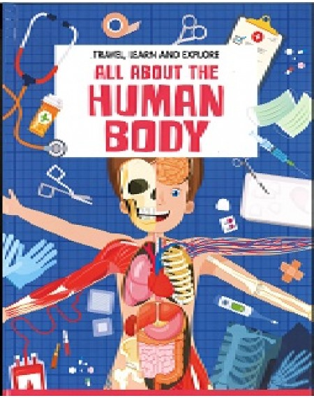 Book and Puzzle: World Of Human Body