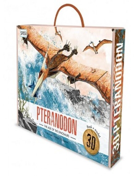 3D MODELS - PTERANODON. THE AGE OF THE DINOSAURS