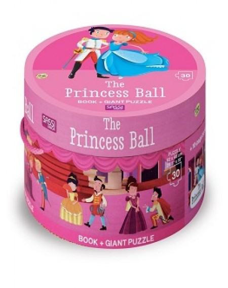 """ROUND BOXES - THE PRINCESS BALL """