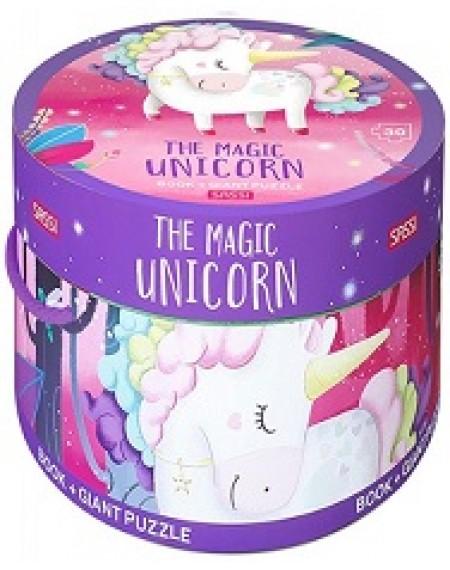 Giant Puzzle :Magic Unicorn