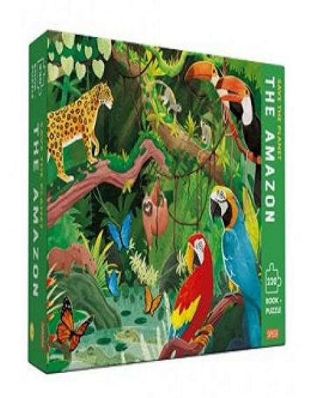 220 PC Puzzle Save The Planet : The Amazon Rainforest