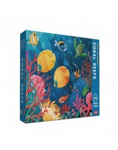 220 PC Puzzle Save The Planet : The Coral Reef