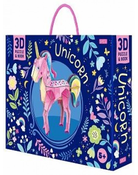 3D KIDS - UNICORN