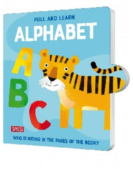 Pull And Learn : The Alphabet