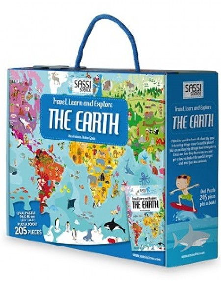 Carry Puzzle : The Earth