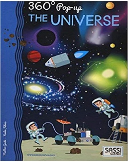 360 Pop Up : The Universe