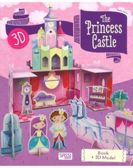 3D Princess Castle