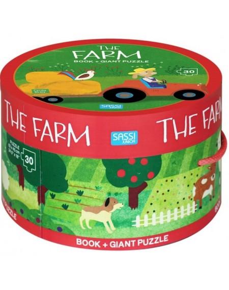 Giant Puzzle : The Farm