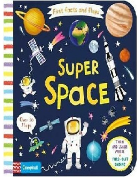 First Facts And Flaps : Super Space