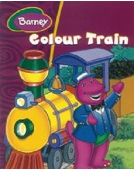 Barney Colour Train