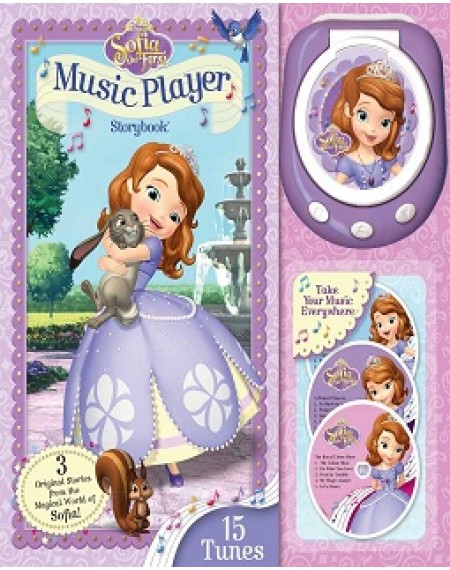 Music Player : Disney Sofia The First