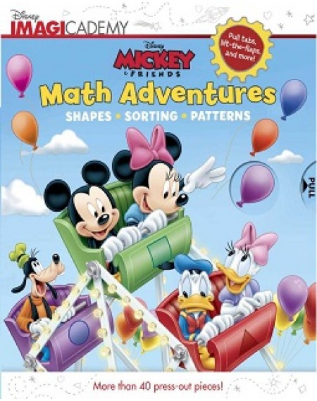 Disney Imagicademy: Mickey's Math Adventures : Shapes, Sorting, Patterns