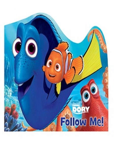 Disney Finding Dory Follow Me