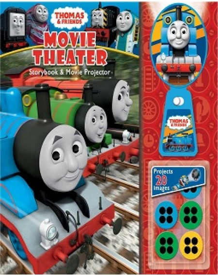 Thomas & Friends: Movie Theater Storybook & Movie Projector (9/16)
