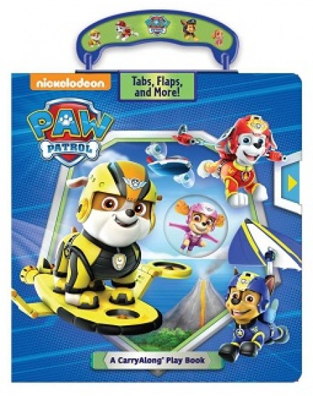 Paw Patrol : A Carry Along Play Book