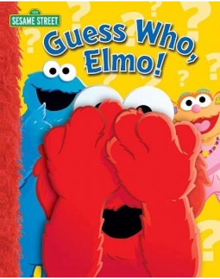 Guess Who, Elmo! Sesame Street