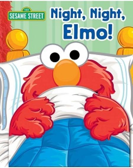 Sesame Street Night Night Elmo