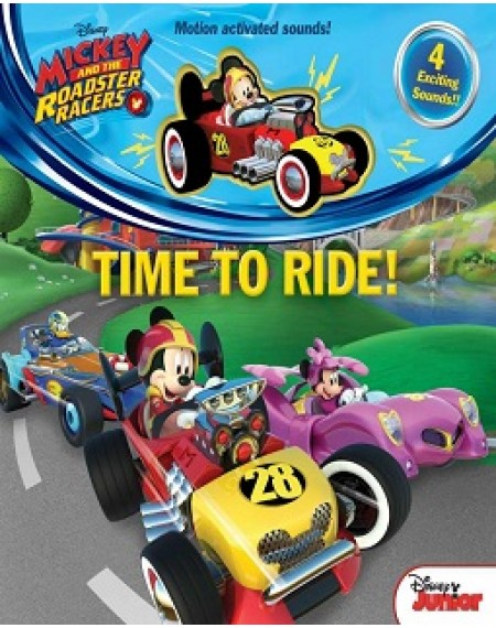 Disney Mickey and the Roadster Racers: Time to Ride