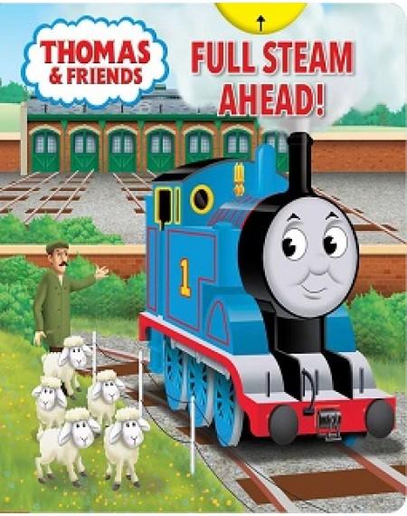 Full Steam Ahead Thomas And Friends