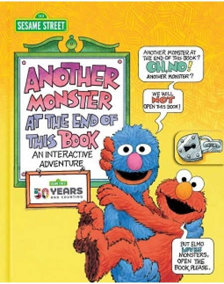 SESAME STREET: ANOTHER MONSTER AT THE END OF THIS BOOK
