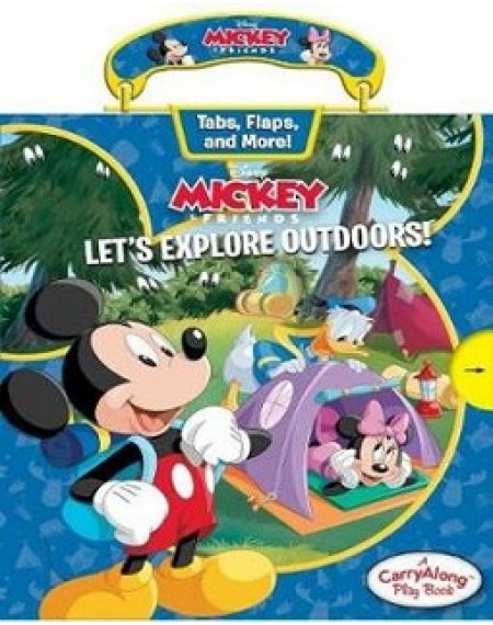 Disney Mickey Mouse  : Let's Explore Outdoor