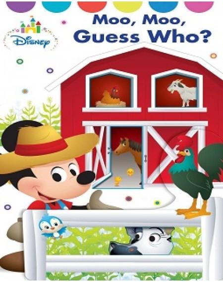 Disney Baby Moo Moo