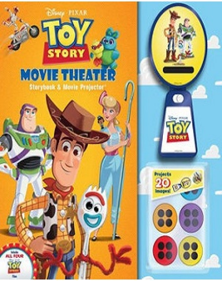 Disney Pixar Toy Story Movie Theater